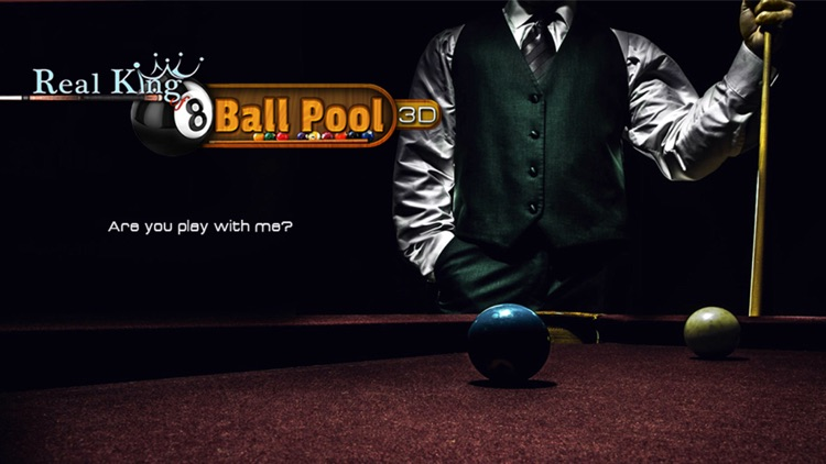 Real King of 8 Ball Pool 3D