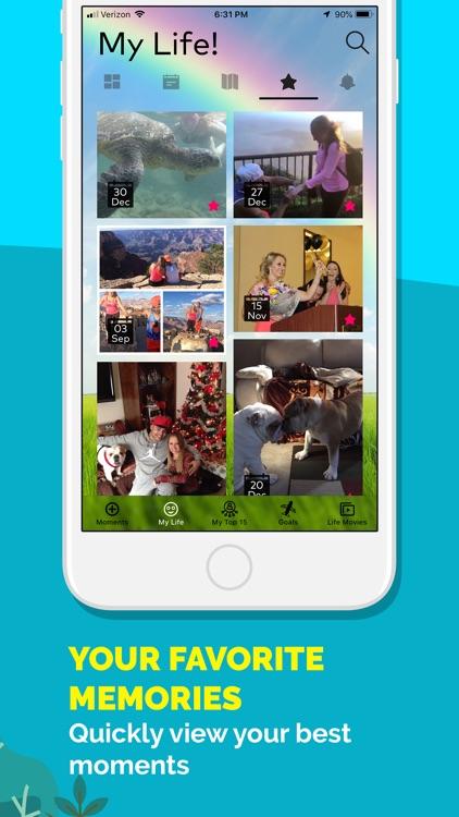 My Life Journal App screenshot-3