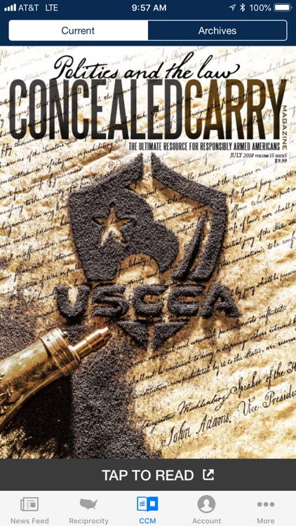Concealed Carry App by USCCA