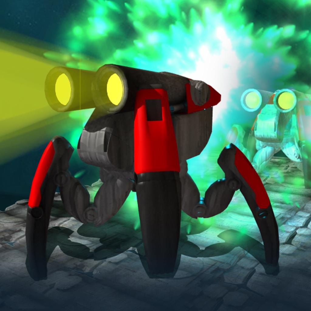 Assault of machines. Shooter hack