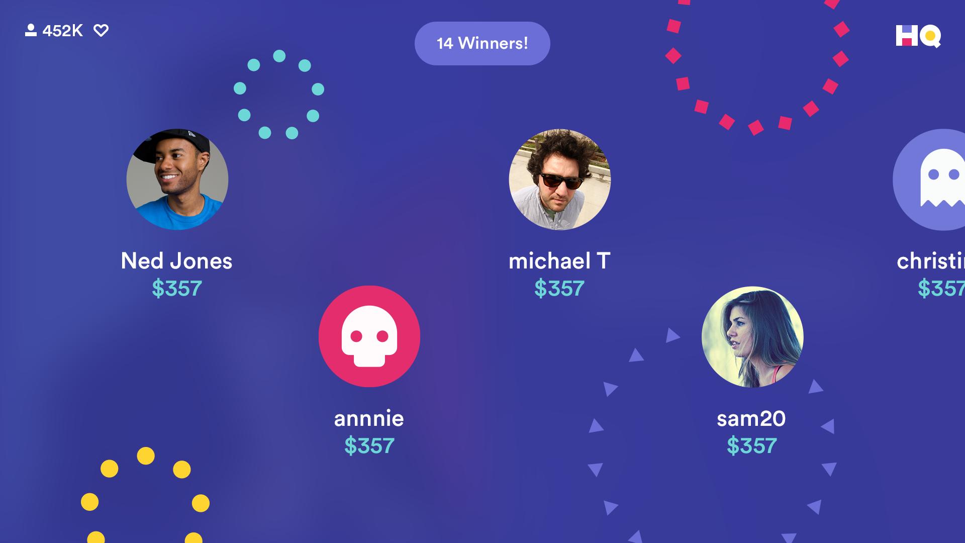 HQ Trivia screenshot 11