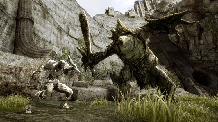 Infinity Blade II screenshot-4