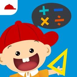 Little Adam-Math game for kids