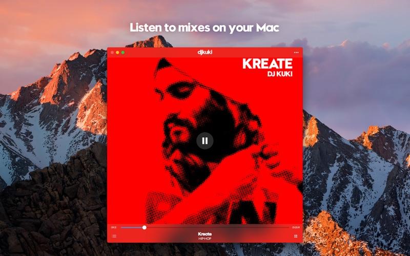 DJ Kuki for Mac