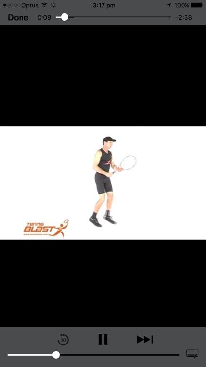 Get Fit with Tennis Blast screenshot-4