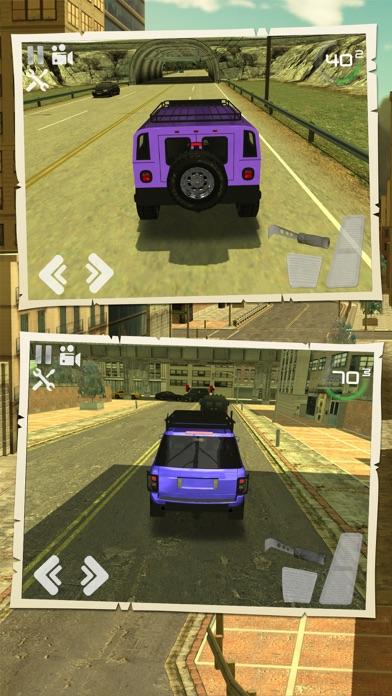 オフロードジープ車の運転駐車場のおすすめ画像5