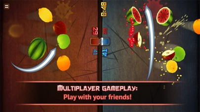 Screenshot for Fruit Ninja Classic in Ukraine App Store