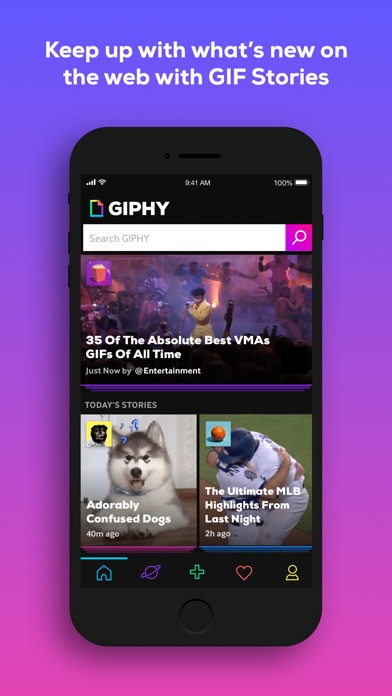 GIPHY: The GIF Search Engine for Windows