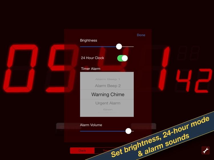 Big LED Timer screenshot-3