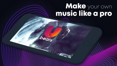 U Beats: Beat Maker & Drum Pad app image
