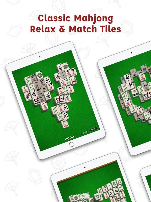 Mahjong :) Маджонг Классик на iPad
