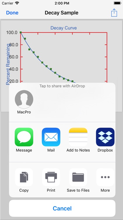 DataAnalysisLite screenshot-3