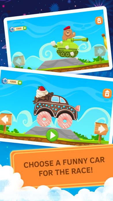 Hot climb racing Track builder screenshot one