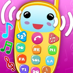 Baby Toys Phone Toddler Fun