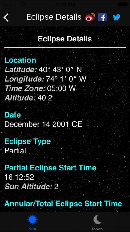 Eclipse Calculator screenshot-3