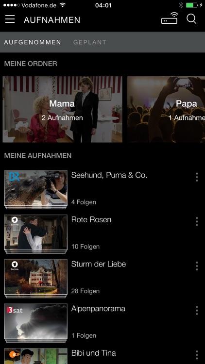 Vodafone Kabel TV App screenshot-4