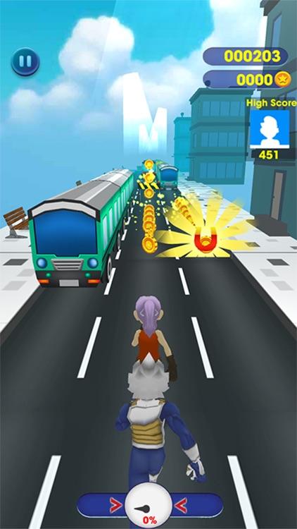 Granny's Basic Runner Subway screenshot-3