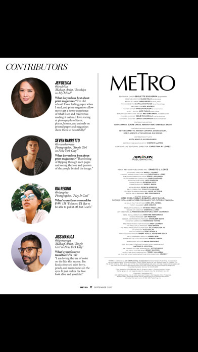 Metro (Magazine) screenshot 4
