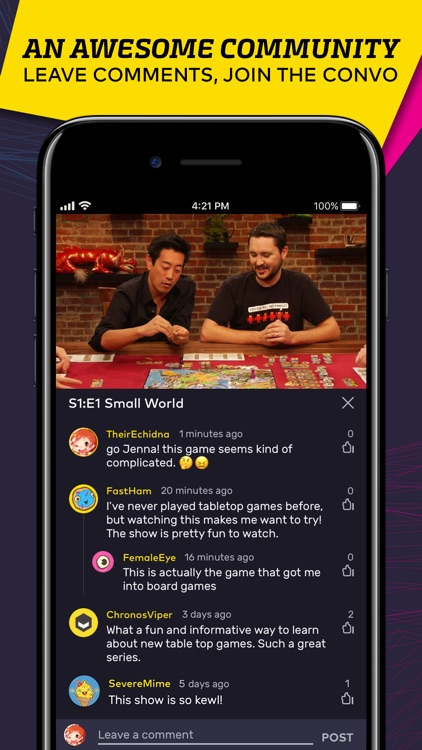 VRV: Anime, game videos & more screenshot-4