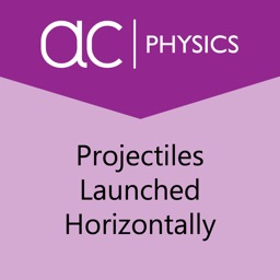 Projectile Launched Horizontal