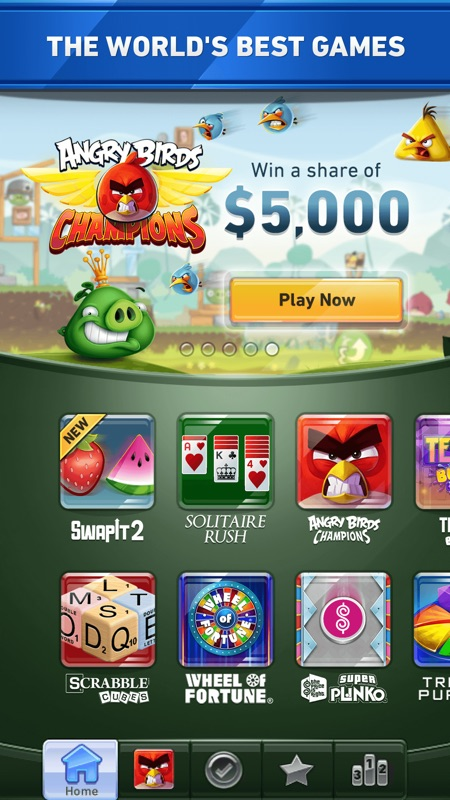 Play For Cash Online