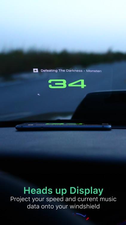 ZuumSpeed Pro Speedometer