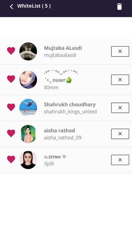 UNFollowers on Instagram Pro screenshot-3