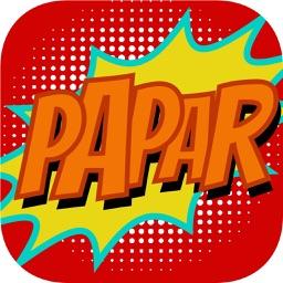 PapAR Toss