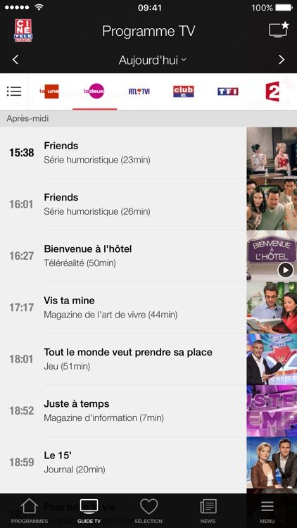 Ciné Télé Revue screenshot-4