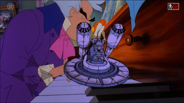 Dragon's Lair 2: Time Warp screenshot-4