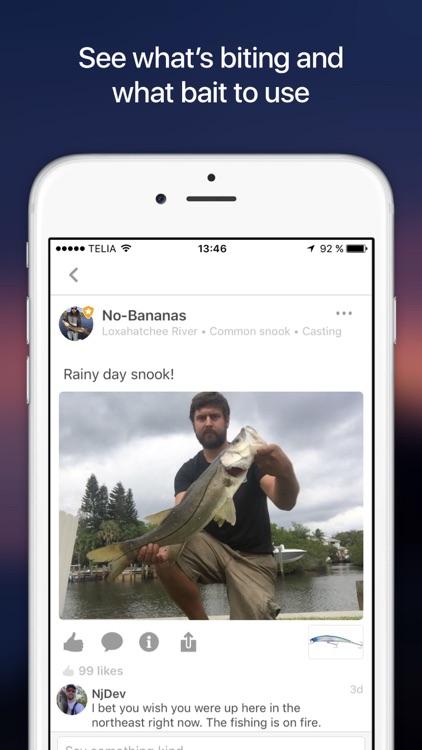 Fishbrain - Social Fishing screenshot-4