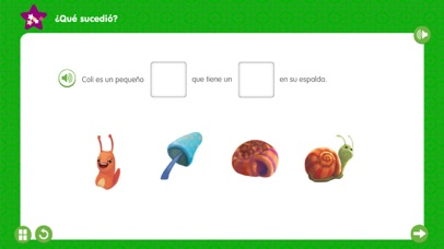 El caracol y la lombriz screenshot 4