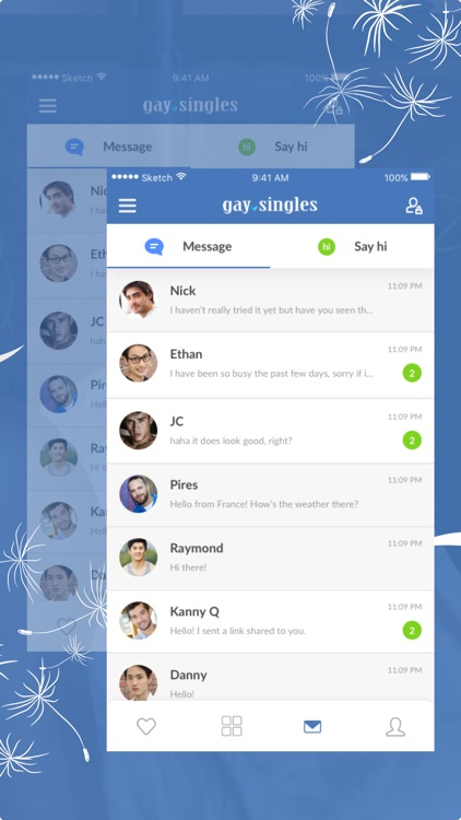 Gay Singles- Dating & Chat App
