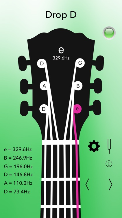Acoustic Guitar Tuner Pro screenshot-4
