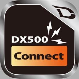 DX500設定