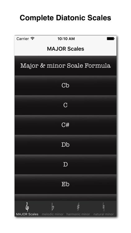 Diatonic Scale screenshot-0