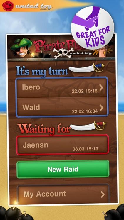 PirateFleet - the famous battleship like game screenshot-3