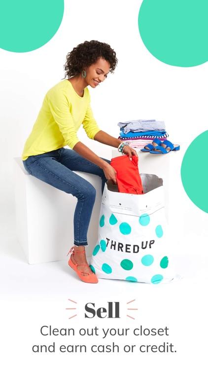 thredUP | Buy & Sell Clothing screenshot-5