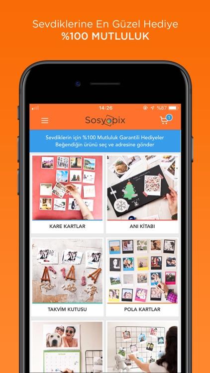 Sosyopix - Anılarına Dokun screenshot-3