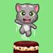 汤姆猫叠叠糕