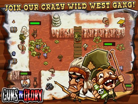 Screenshot #5 pour Guns'n'Glory