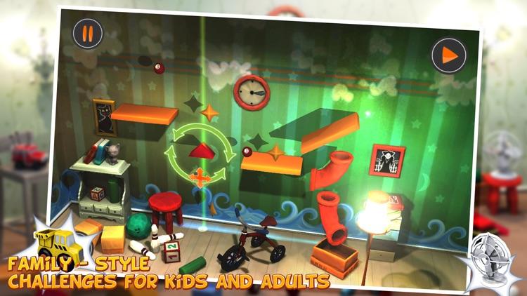 Clever Boy Goldberg Puzzle 3D