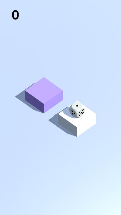 Dice Jump: 跳一跳小游戏