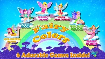 Fairy Colors Draw & Paint 1