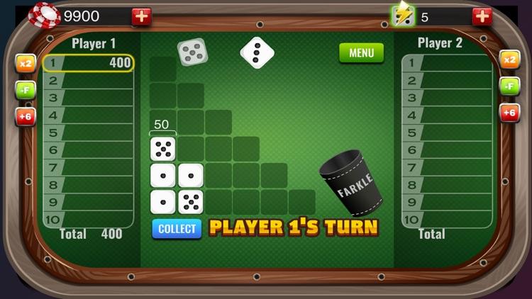 Farkle Dice Game screenshot-4