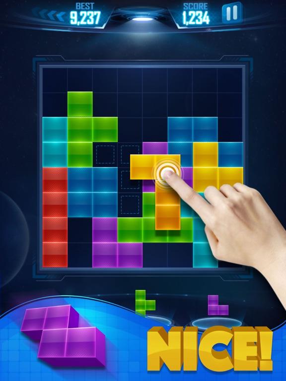 Puzzle Game Blast на iPad
