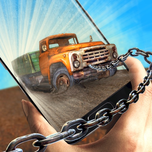 AR Puling Chained Truck