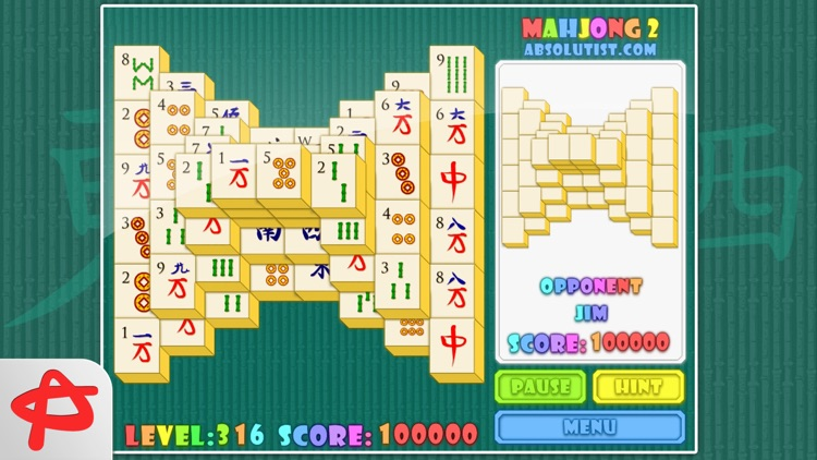 Mahjong 2: Hidden Tiles