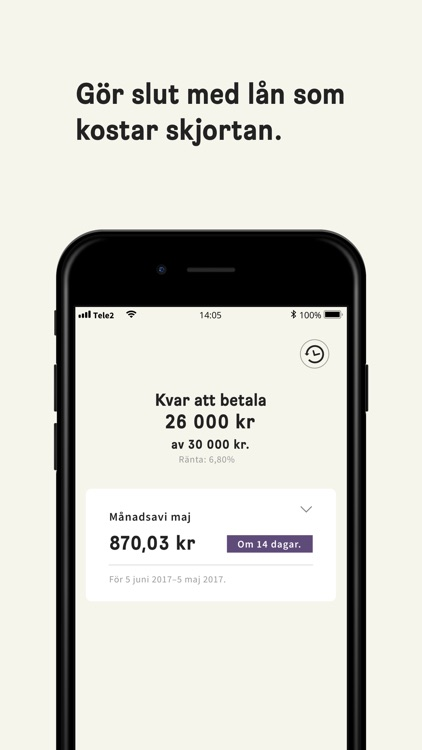 Qliro – låna, spara, betala screenshot-5
