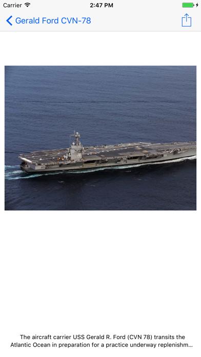 US Navy Aircraft Carriersのおすすめ画像5